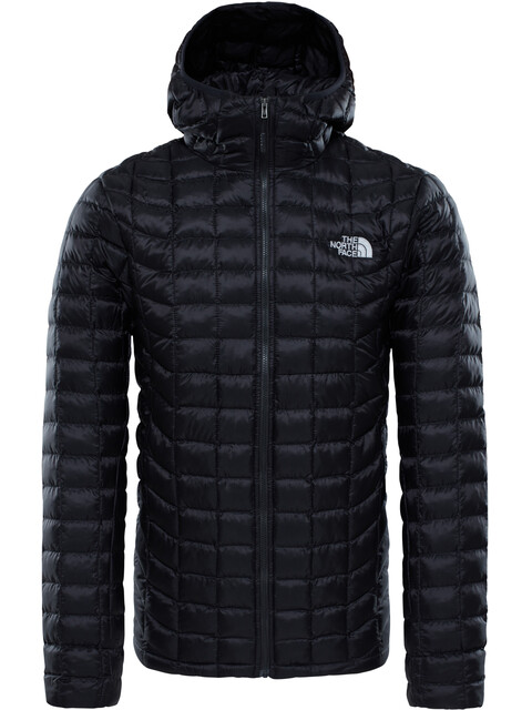 The North Face M's ThermoBall Hoodie Jacket TNF Black